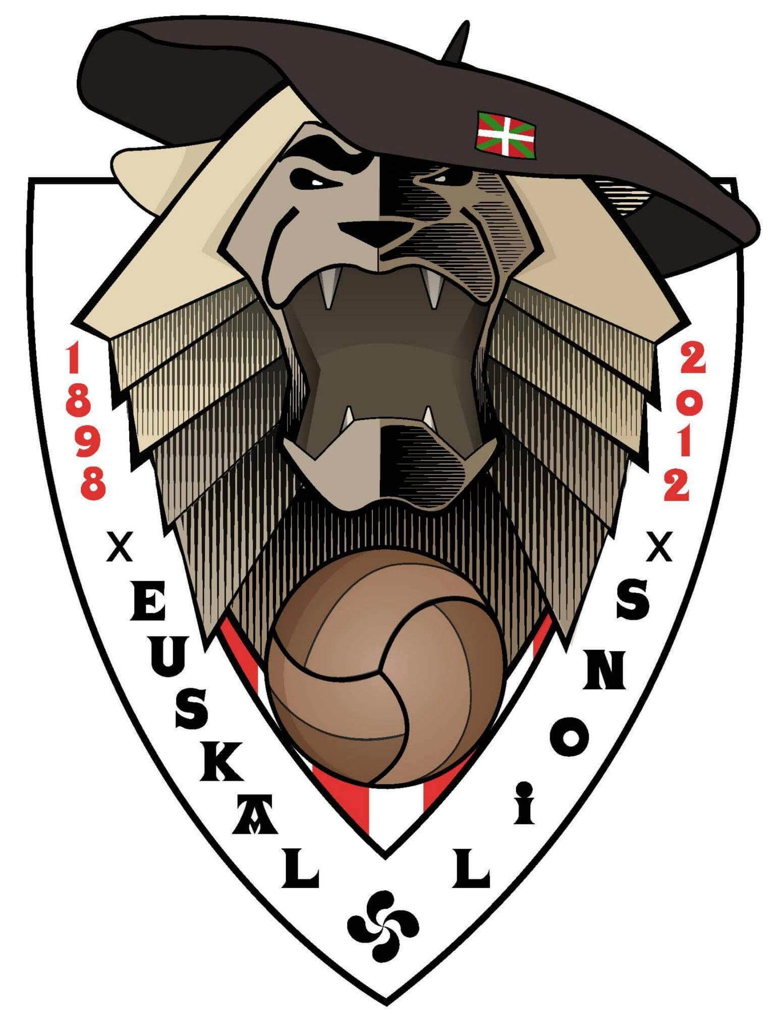 Escudo Euskal Lions