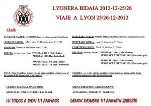Viaje Lyon