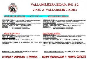 Valladolid - Athletic (Ots. 1)