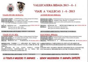 Rayo Athletic 2013