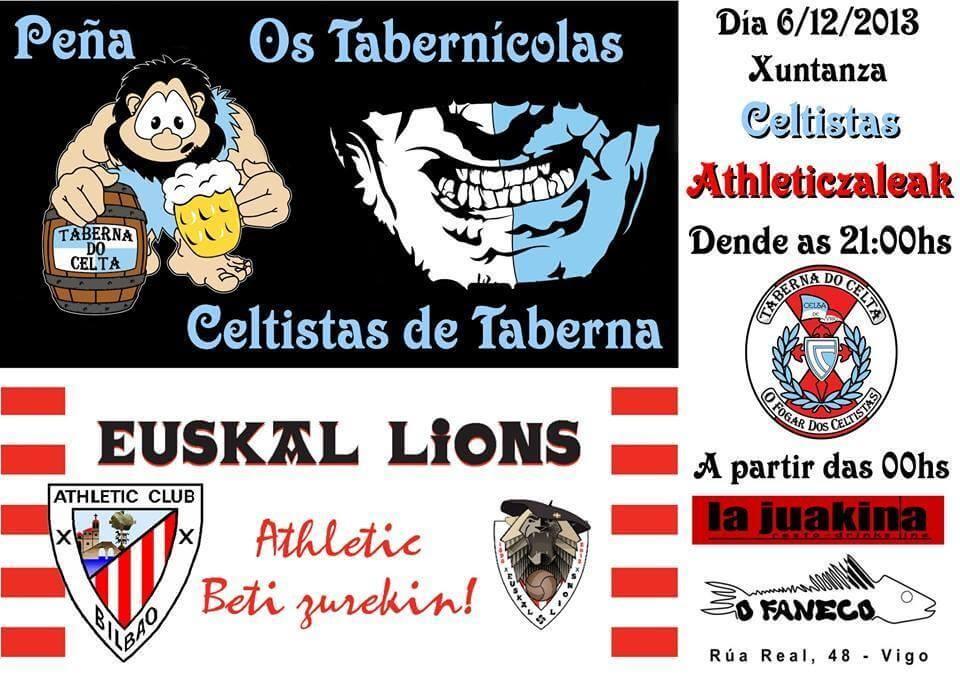 Os Tabernicolas - Euskal Lions