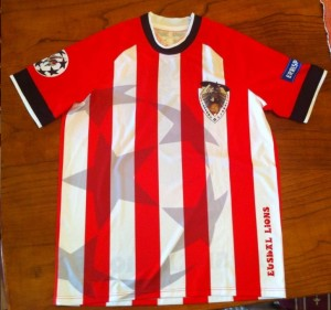EL Camiseta Champions - delantera
