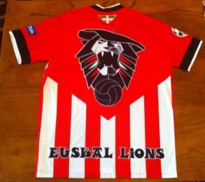 EL Camiseta Champions - trasera