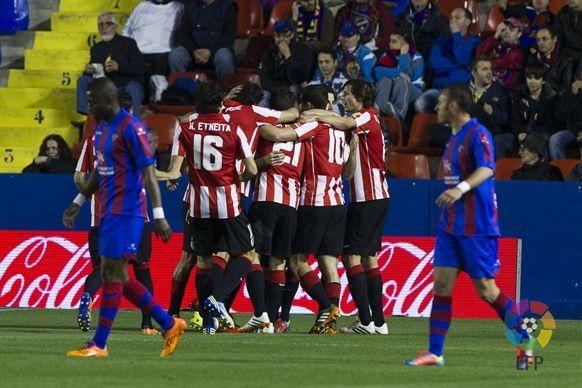 Levante - Athletic 2013 2014