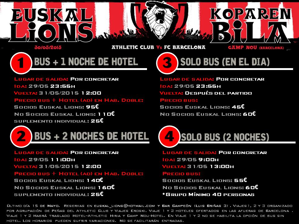 Final Copa Viajes